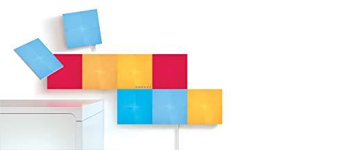 Nanoleaf Canvas Smarter Kit, Kunststoff, 9 W,...