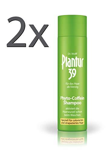 Plantur 39 Phyto-Coffein-Shampoo, 2 x 250 ml -...
