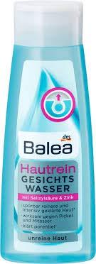 Balea Soft & Clear Anti-Pickel Gesichtswasser, 1 x...