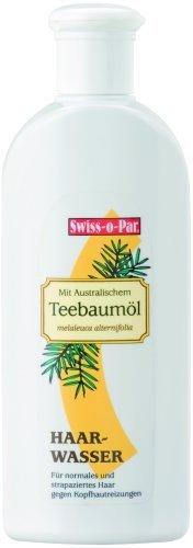 Swiss-o-Par Teebauml Haarwasser 250ml, gegen...