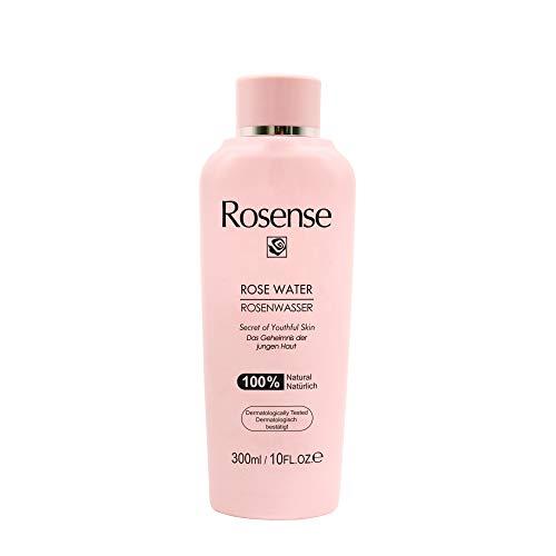 Rosense Rosenwasser 100% natürlich vegan, 1er...
