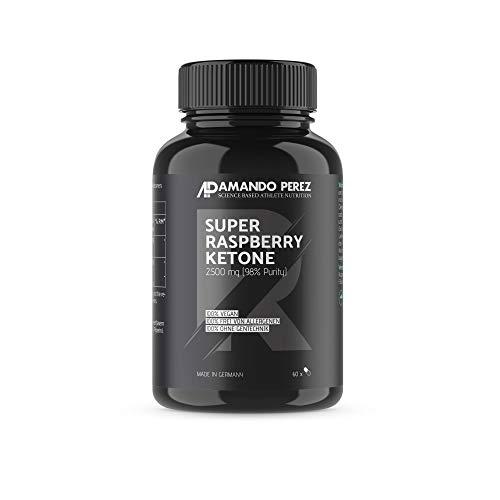 Super Raspberry Ketone 2500 mg - 60 Kapseln -...