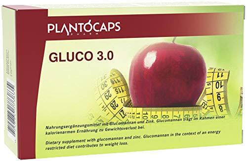 Abnehmen mit plantoCAPS GLUCO 3.0 Stoffwechsel...