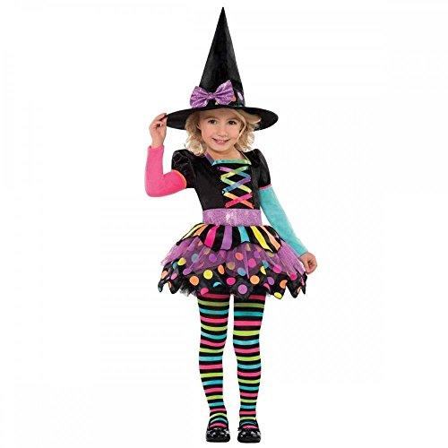 Christy's Hexen-Kostüm für Mädchen, ideal für...