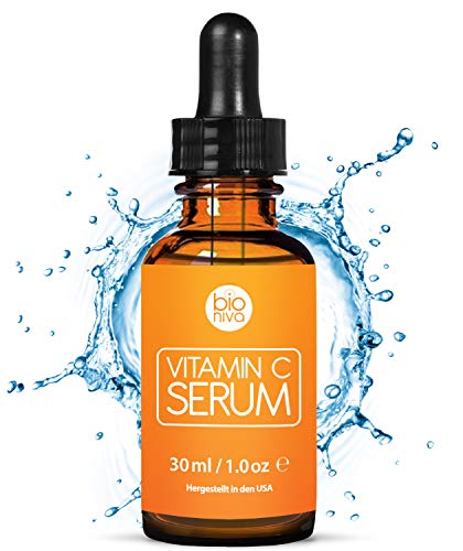 Das beste Vitamin C Serum für Ihr Gesicht mit 20%...