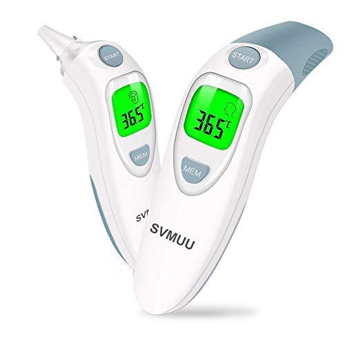 SVMUU Fieberthermometer Stirnthermometer...