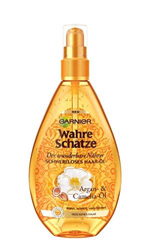 Garnier Wahre Schätze Schwereloses Haaröl,...