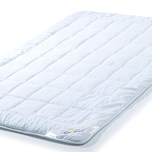 aqua-textil Soft Touch Ganzjahres Bettdecke, 200 x...