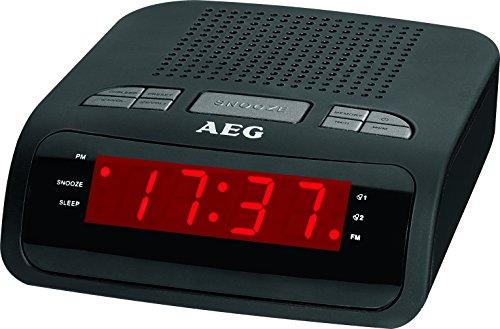AEG MRC 4142 Uhrenradio  Einschlafautomatik, 24...