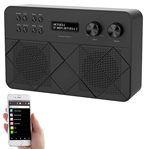 VR-Radio portables Internetradio: Mobiles...
