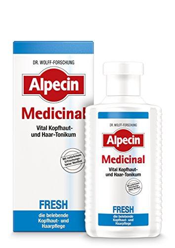 Alpecin Medicinal FRESH Haarwasser, 1 x 200 ml -...