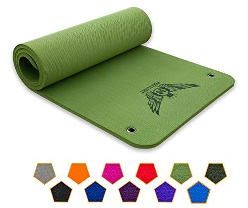 FREE FLIGHT Yogamatte Fitnessmatte Gymnastikmatte...