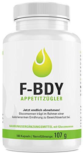 Vihado F-BDY Appetitzügler Kapseln, Jetzt endlich...