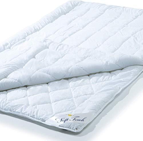 aqua-textil Soft Touch 4 Jahreszeiten Bettdecke,...