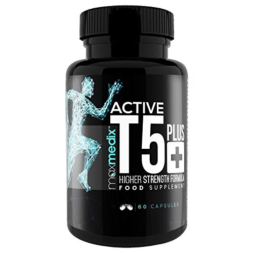 Active T5 Plus Fatburner Kapseln - Nutrition Fat...