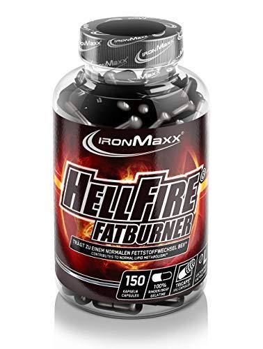 IronMaxx Hellfire Fatburner Tricaps – Fatburner...