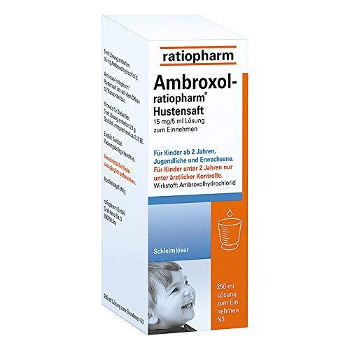 Ambroxol-ratiopharm Huste 250 ml