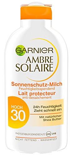 Garnier Ambre Solaire Sonnenschutz-Milch, LSF 30,...