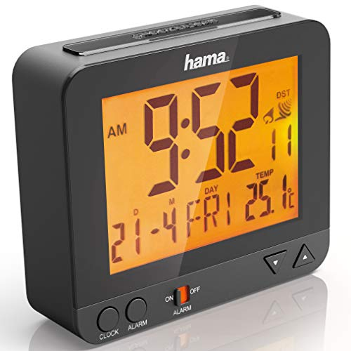 Hama Funk Wecker RC550 (sensorgesteuerte...