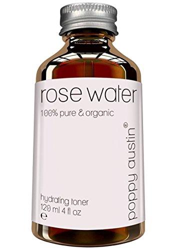 Reines Rosenwasser Gesichtswasser - Vegan,...