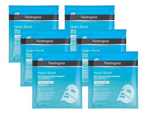 Neutrogena Hydro Boost Hydrogel Maske, mit...
