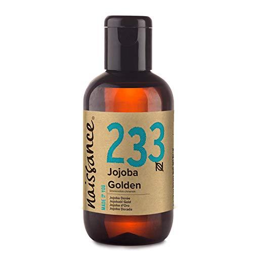 Naissance Jojobaöl Gold (Nr. 233) 100ml 100%...