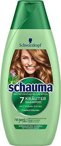 Schwarzkopf Schauma Shampoo 7-Kräuter, 1er Pack...