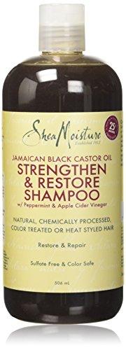 Shea Feuchtigkeit Jamaika Schwarz Rizinusöl...