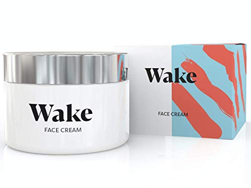 Wake Skincare Gesichtscreme -Effektive...