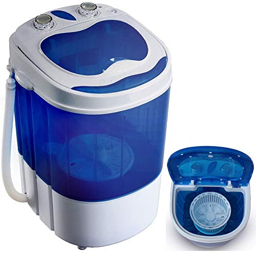 Mini Waschmaschine mit Schleuder   Waschautomat...