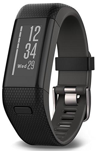 Garmin vívosmart HR+ Fitness-Tracker -...