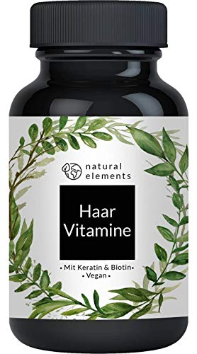 Haar Vitamine - Einführungspreis - 180 Kapseln -...
