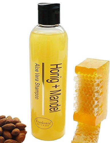 Honig - Mandel Shampoo mit Aloe Vera,...