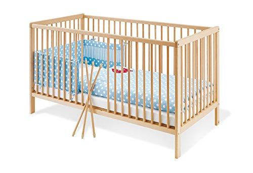 Pinolino - 111038 - Kinderbett Hanna 140 x 70 cm -...