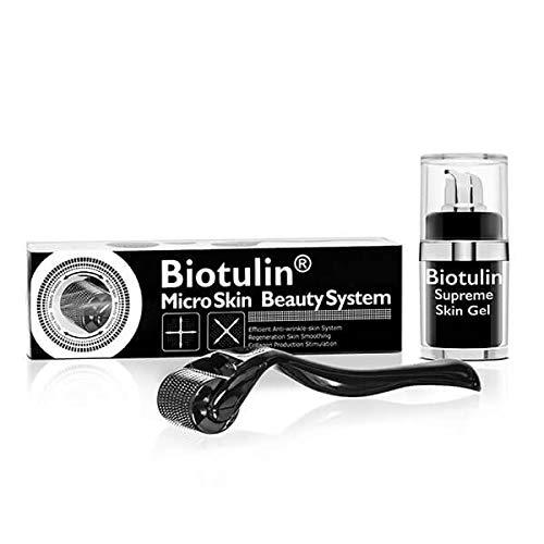 Biotulin Supreme Skin Gel & Skinroller