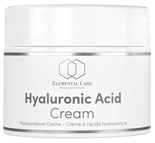 Hyaluronsäure Tages- & Nachtcreme 50 ml - Anti...
