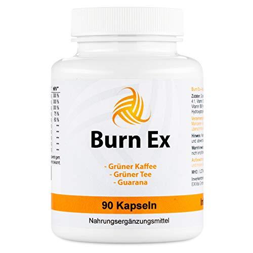 Burn Ex, Grüner Kaffee Extrakt mit...