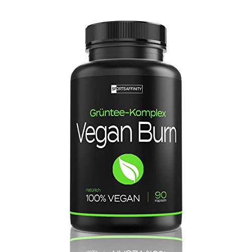 Vegan Burn [Beliebt in der Diät] - Hochdosiert...