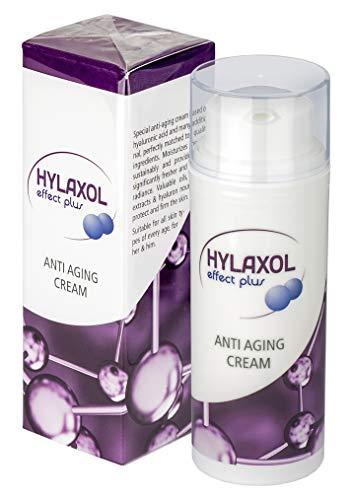 HYLAXOL - Hyaluronsäure Creme I Anti Aging Effekt...