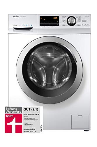 Haier HW80-BP14636 Waschmaschine Frontlader/A+++/8...
