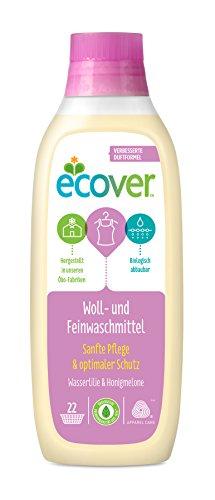 Ecover Ökologisches Woll- und Feinwaschmittel...