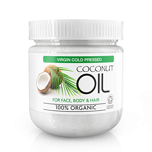 Extra Virgin Coconut Oil 100% Bio – Für Haut-...