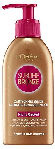L'Oréal Paris Selbstbräuner Sublime Bronze...