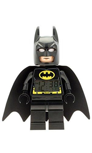 Lego 9005718 Batman Movie Batman Kinder-Wecker mit...