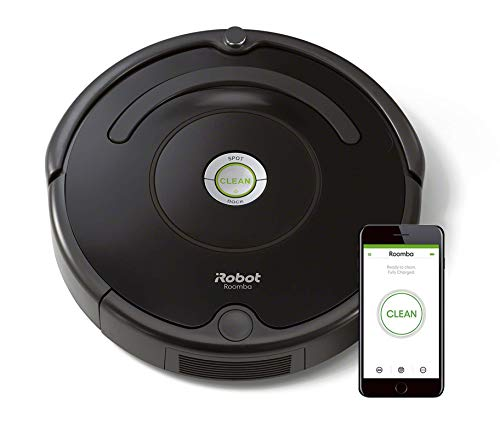 iRobot Roomba 671 WLAN Saugroboter, Dirt Detect...