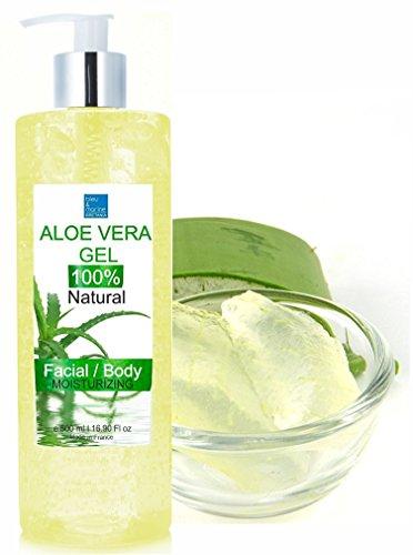 100% Rein natürlich Konzentrat: Aloe Vera Gel...