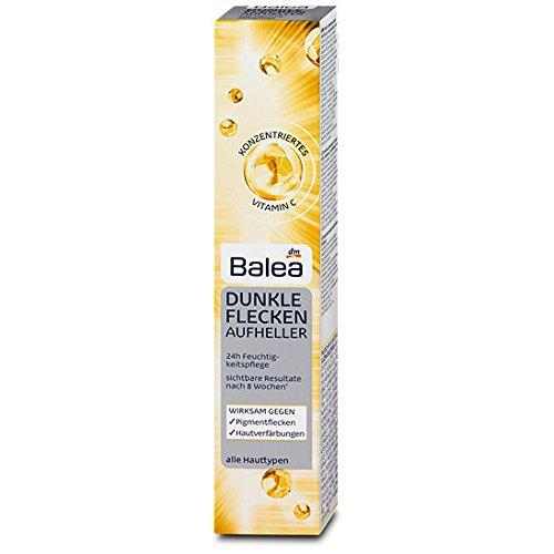 Balea Dunkle Flecken Aufheller Vitamin C für alle...