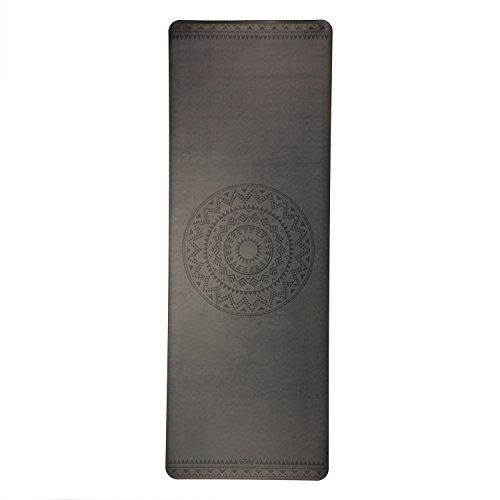 Bodhi Design Yogamatte Phoenix Mat, schwarz mit...