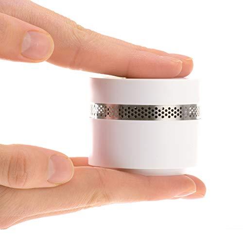 REV Mini Rauchmelder Design 1 Stück - Feuermelder...
