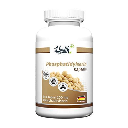 Health+ Phosphatidylserin - 120 Kapseln, 100 Mg...